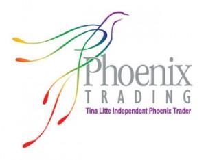 Phoenix Logo Independent Consultant - Tina Litte