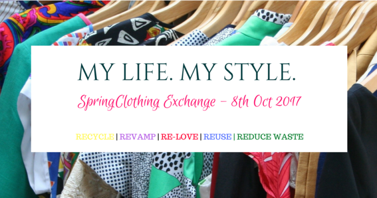 2017 Spring Clothing Exchange // That's a wrap!